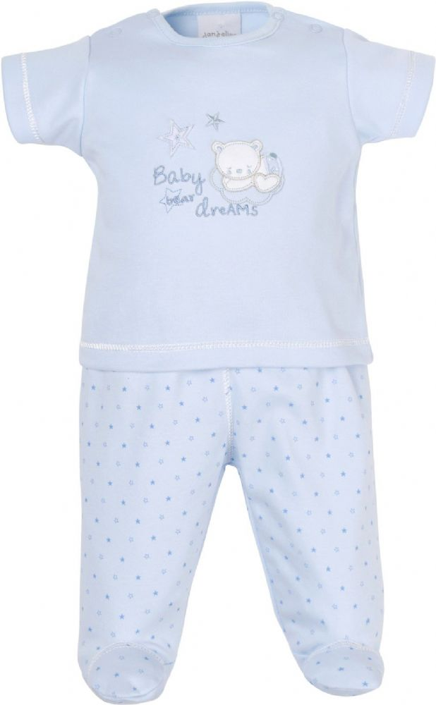 AV1874 Tiny baby bear top & leggings